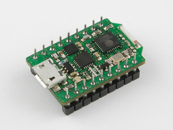 ESP8266 based micro controller